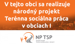 Terénna sociálna práca