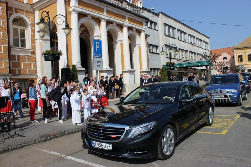 Prezident Andrej Kiska v Krupine - 7.4.2016_10